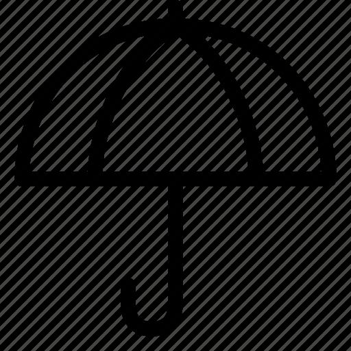 protect, protection, rain, safe, safety, shield, umbrella icon