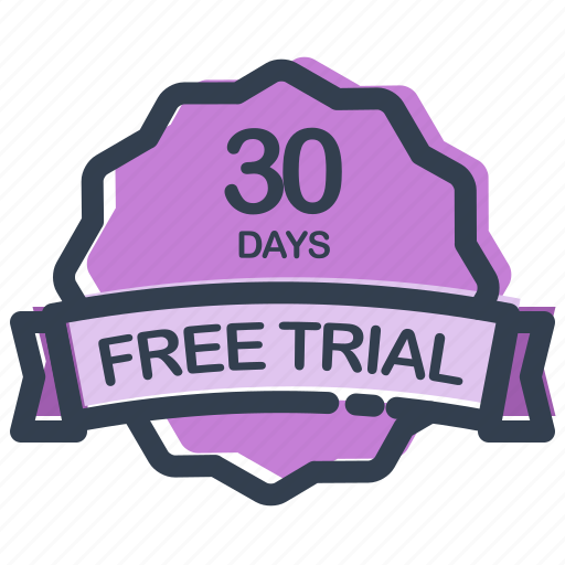 action, days, free, sale, shipping, shopping, trial icon