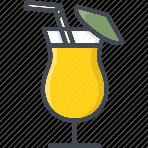 alchohol, beverage, cocktail, food, glass icon