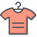 business, clothes, ecommerce, shop, shopping, t-shirt icon