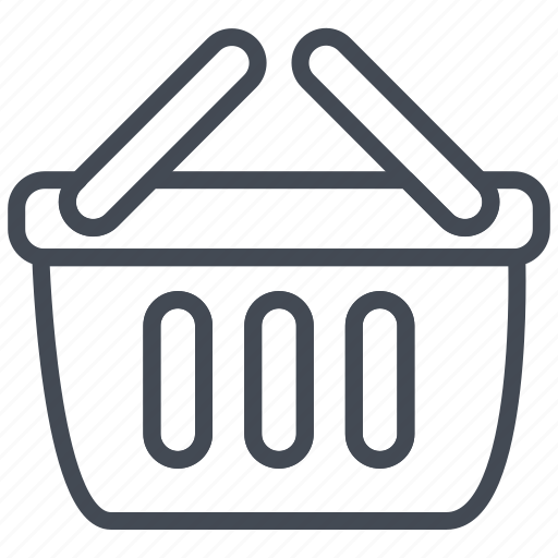 basket, business, cart, ecommerce, shop, shopping icon