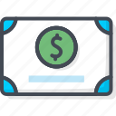 bank, bond, business, credit, finance, money icon