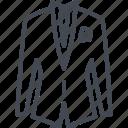 business, businessman, meeting, suit icon