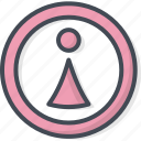 female, restaurant, service, sign, toilet, wc icon