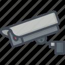 cam, camera, hotel, security, service icon