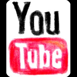 youtube, pencil icon