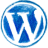 pencil, wordpress icon
