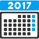 2017 year, appointment, calendar, month, organizer, schedule, time table