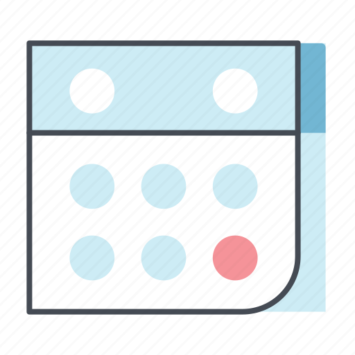 accounting, business, calendar, finance, money, schedule, time icon