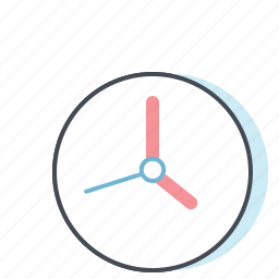 business, clock, finance, manage, money, schedule, time icon