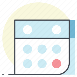 accounting, business, calendar, date, economy, money, schedule icon