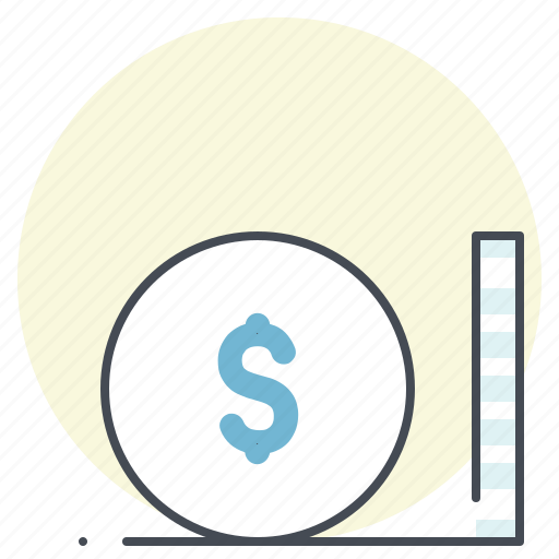 cash, coin, currency, dollar, economy, finance, money icon