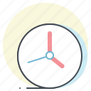 clock, dollar, finance, manage, schedule, time, watch icon