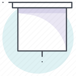 business, cash, chart, dollar, finance, money, presentation icon
