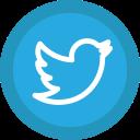 media, social, twitter icon