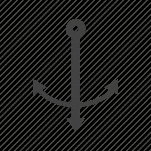 anchor, sea, seo, web icon