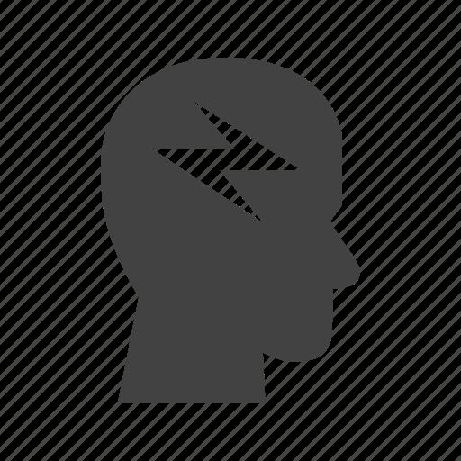 brain, brainstorming, business, creativity, idea icon