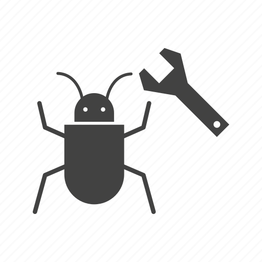 Bug fixing, insect, virus, seo icon - Download on Iconfinder