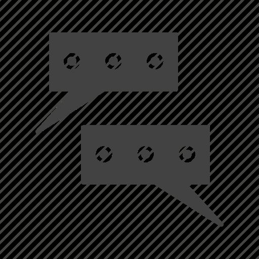 chat, communication, conversation, message, seo, talk icon