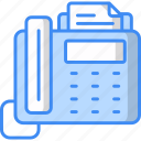 fax, business, office, document, telephone, machine