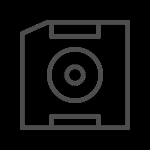 disk, floppy, floppy disk, floppy disk icon, floppy disk line icon icon