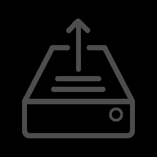 upload, upload icon, upload line icon icon