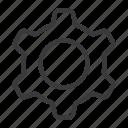 cogwheel, engine, gear, setting