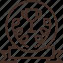 award, label, logo, premium, wreath