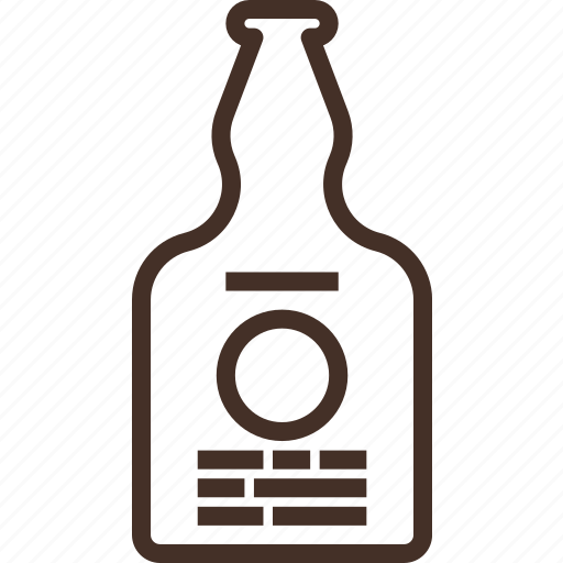 alcohol, beer, bottle, craft icon