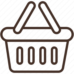 basket, buy, retail, shopping icon