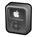 ipod, video icon