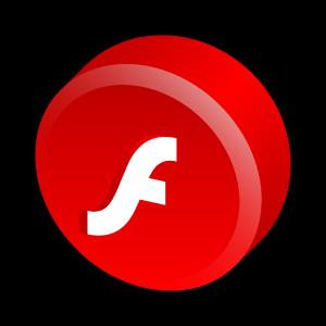 flash, macromedia icon