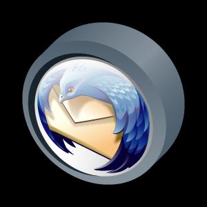 mozilla, thunderbird icon