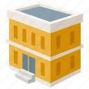 building, commercial, department, flats, generic, rental, store icon