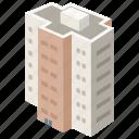 apartment, block, building, complex, flats, housing