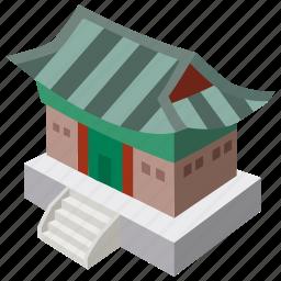 asian, buddhism, buddhist, pagoda, shrine, temple, wat icon