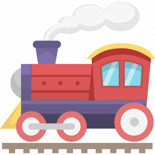 locomotive, tour, tourism, traffic, train, transport, travel icon