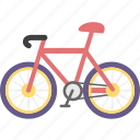 bicycle, bike icon