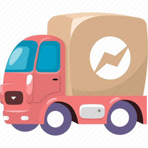 cargo, delivery, goods, shipping, transport, truck icon