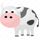 animal, animals, cow, mammal, pet icon