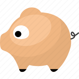 animal, animals, meat, pig icon