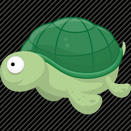cartoon fish, cartoon turtletortoise, fish, halobios, marine organism, sea, turtletortoise icon