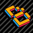 3d b, alphabet, b, font, letter, text
