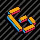 3d g, alphabet, font, g, letter, text