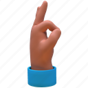 excelent, hand, deal, perfect, gesture icon