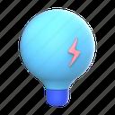 light, lightbulb, electric, idea, bulb icon