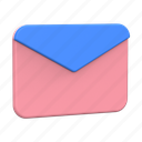 mail, email, envelope, message, letter, communication