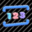 numeric, code, password, pin