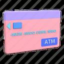 atm, card, credit, debit, payment, pay
