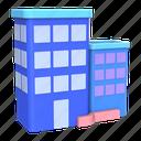 building, block, construction, property, real estate